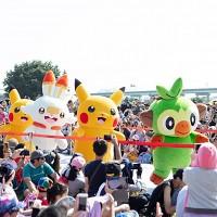寶可夢活動新北落幕 每日吸10萬人抓寶