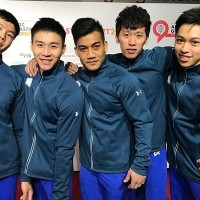 Taiwan's men's gymnastics team secures spot in 2020 Summer Olympics