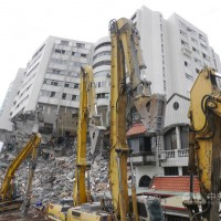 Taiwan sentences three to five years in jail for fatal earthquake collapse