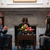 Taiwan President meets Guatemalan VP, anticipates future collaboration
