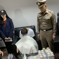 Thailand gives life sentence to Taiwanese heroin smuggler