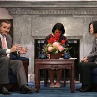 Suppression of HK demonstrates importance of Taiwan's defense of democracy: Sen. Cruz