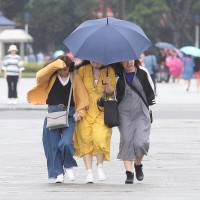 Taiwan faces cool week ahead
