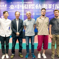 International animation festival opens in central Taiwan