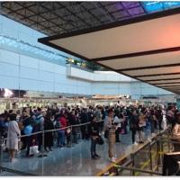 網傳大批香港黑警移民台灣   移民署這樣說