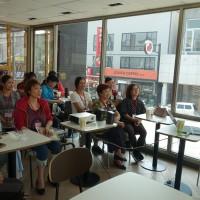 助新住民順利就業   南市勞工局專業師資分享職場觀念
