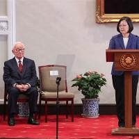 Morris Chang to represent Taiwan at APEC
