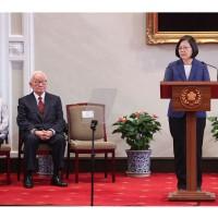 台積電創辦人張忠謀 出任2019台灣APEC代表