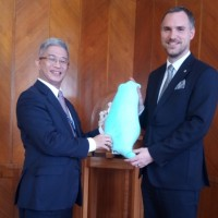 Prague mayor meets with Taiwan deputy minister, severs sister city ties with Beijing
