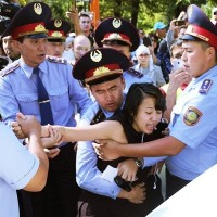 Anti-Chinese sentiment brewing in Kazakhstan