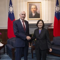 AIT chairman to visit Taiwan next week