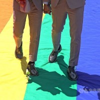 Last same-sex couple pulls out of mass military wedding in Taiwan