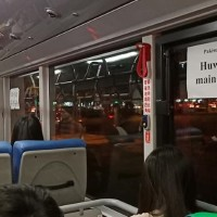 Filipinos amused at Tagalog 'please keep quiet' sign in N. Taiwan