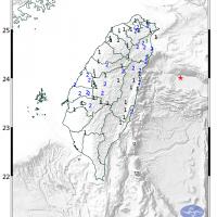 Magnitude 5.4 quake jolts Taiwan
