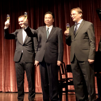 Czechia and Slovakia offices host joint event celebrating Taiwan ties