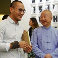 台灣藝術家獲首屆「劉國松水墨獎」 香港藝博會2020擴至台北