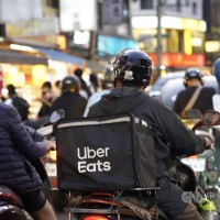 Taipei fines Uber Eats over death of deliveryman in traffic accident