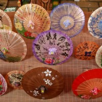 Oil-paper umbrellas power Hakka cultural renaissance in Taiwan