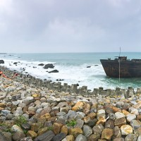 Dismantling of Chinese 'ghost ship' in Taiwan will take one month
