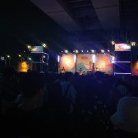 Chill Out music festival brings top acts to Gongguan riverside in Taipei
