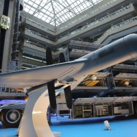 Chien Hsiang UAV. (CNA photo)