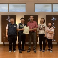 German TCM practitioner and stinky tofu lover becomes naturalized Taiwanese