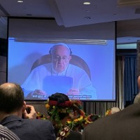 Pope Francis addresses Christian Maritime Association in S. Taiwan