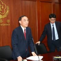 【更新】港女箱屍案嫌犯疑「被自首」 法務部長蔡清祥: 是香港政治操作