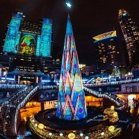 New Taipei's 2019 Christmasland gala lights up on Nov. 15