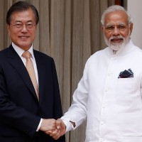 Taiwan should emulate ties between India and S Korea