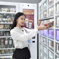 Family Mart Taiwan opens second smart convenience store