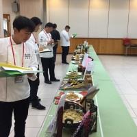 台灣炒飯王東部競技30組參賽 池上農會創意奪冠