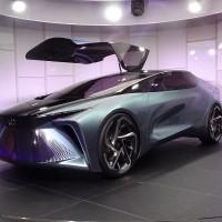 東京車展酷炫登場 新型電動概念車超吸睛
