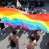 Taiwan Pride Parade kicks off on Saturday in Taipei