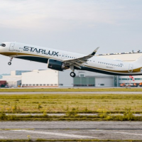 StarLux to receive first Airbus aircraft