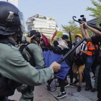 港媒:香港政府考慮成立調查委員會 平息反送中示威