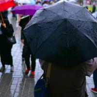 台灣三縣市慎防大雨 日夜溫差大注意保暖