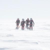 南極互動體驗展 極地越野車台灣首亮相