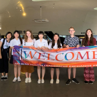 AIT sponsors US high school students to visit Taiwan
