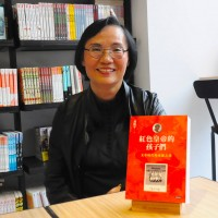 German-based Chinese author calls for press freedom in China