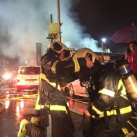 Bill gives Taiwan's firefighters legal right to scrub dangerous missions