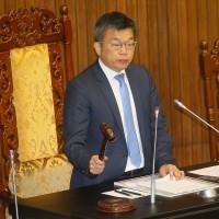 中共代理人法草案 台灣立法院一讀通過付委審查