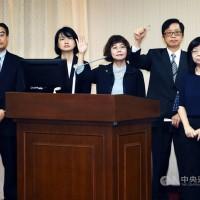 Taiwan Legislature ratifies 5 Central Election Commission nominees