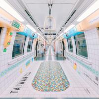 新加坡推出台灣味地鐵 打造慢活小鎮美學