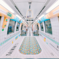 Singapore metro goes retro Taiwan