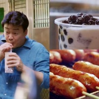 S. Korean Chef introduces Taiwan's food on TV