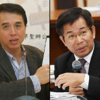 KMT legislator claims Tsai plagiarized her own research