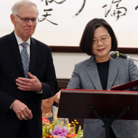 Taiwan's president calls on APEC members to maintain dialogue after summit cancellation