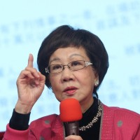 Ex-Vice President Lu calls on Taiwan president to solve 5 scandals