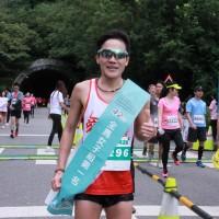 台灣花蓮太魯閣峽谷馬拉松開跑 1萬5千名海內外選手參賽